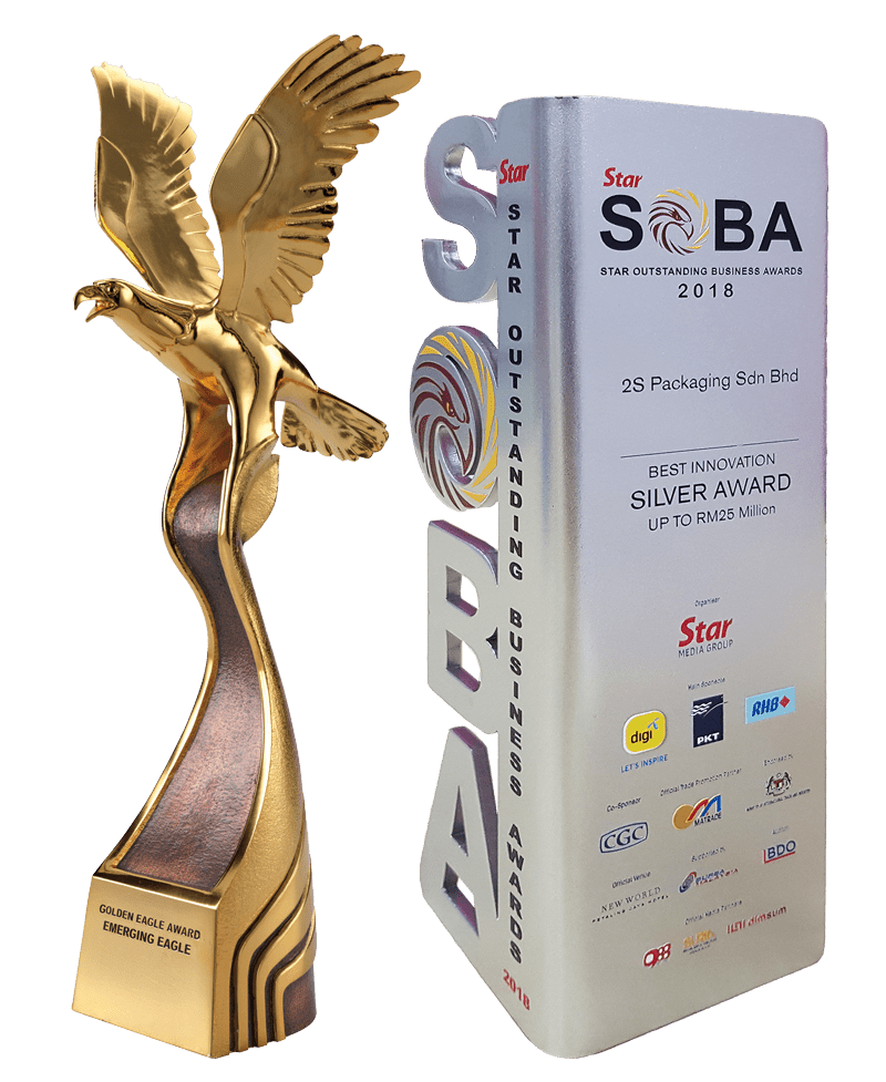 Award Winning Tapes & Packaging Company | 2S Packaging