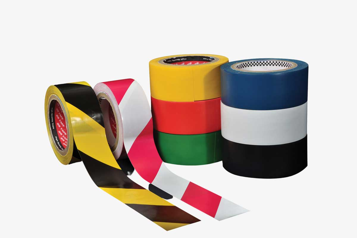 Floor Marking Tape | Floor Tape | Safety Tapes | 2S Packaging