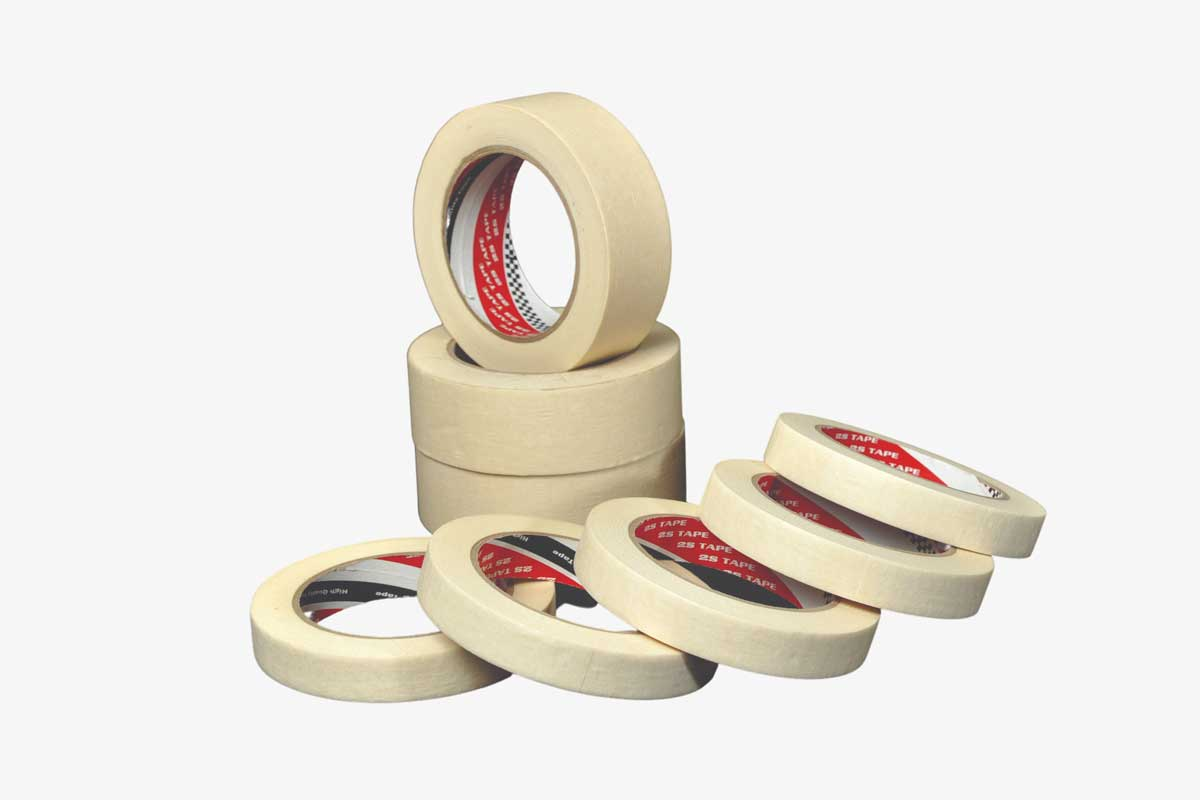 Masking Tape | Masking Tapes | 2S Packaging