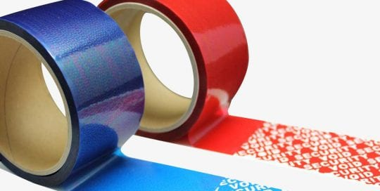 Security Tape | Safety Tapes | 2S Packaging