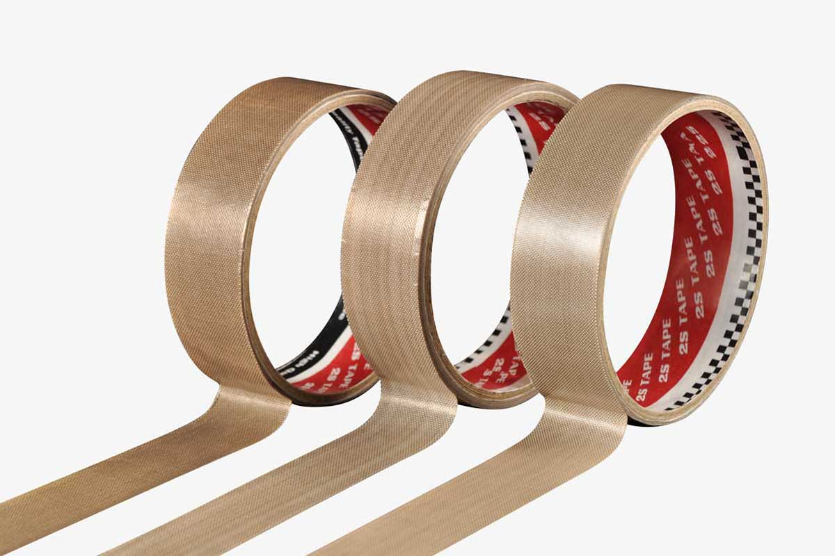 Teflon Tape | High Temperature Adhesive Tapes | 2S Packaging