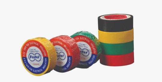 Wire Tape | PVC Tape | Anti Slip Tape | PVC Tapes | 2S Packaging