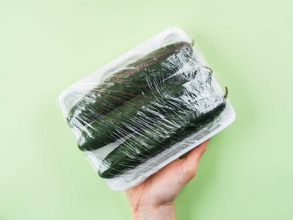 PVC Food Wrap | Packaging Solution for Supermarkets | 2S Packaging