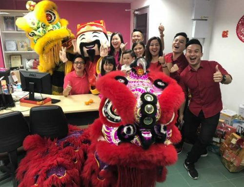 Chinese New Year Open House cum Family Day 2019