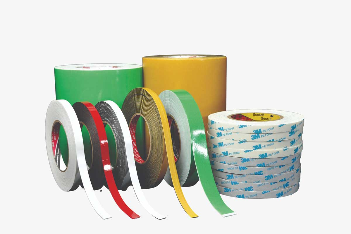 Double Sided Foam Tape | Double Tape | Double Sided Tapes | 2S Packaging