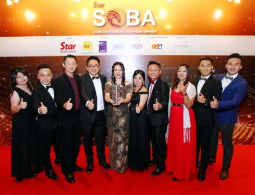 Star Outstanding Business Award 2018 (SOBA) The Best Innovation – Silver Award