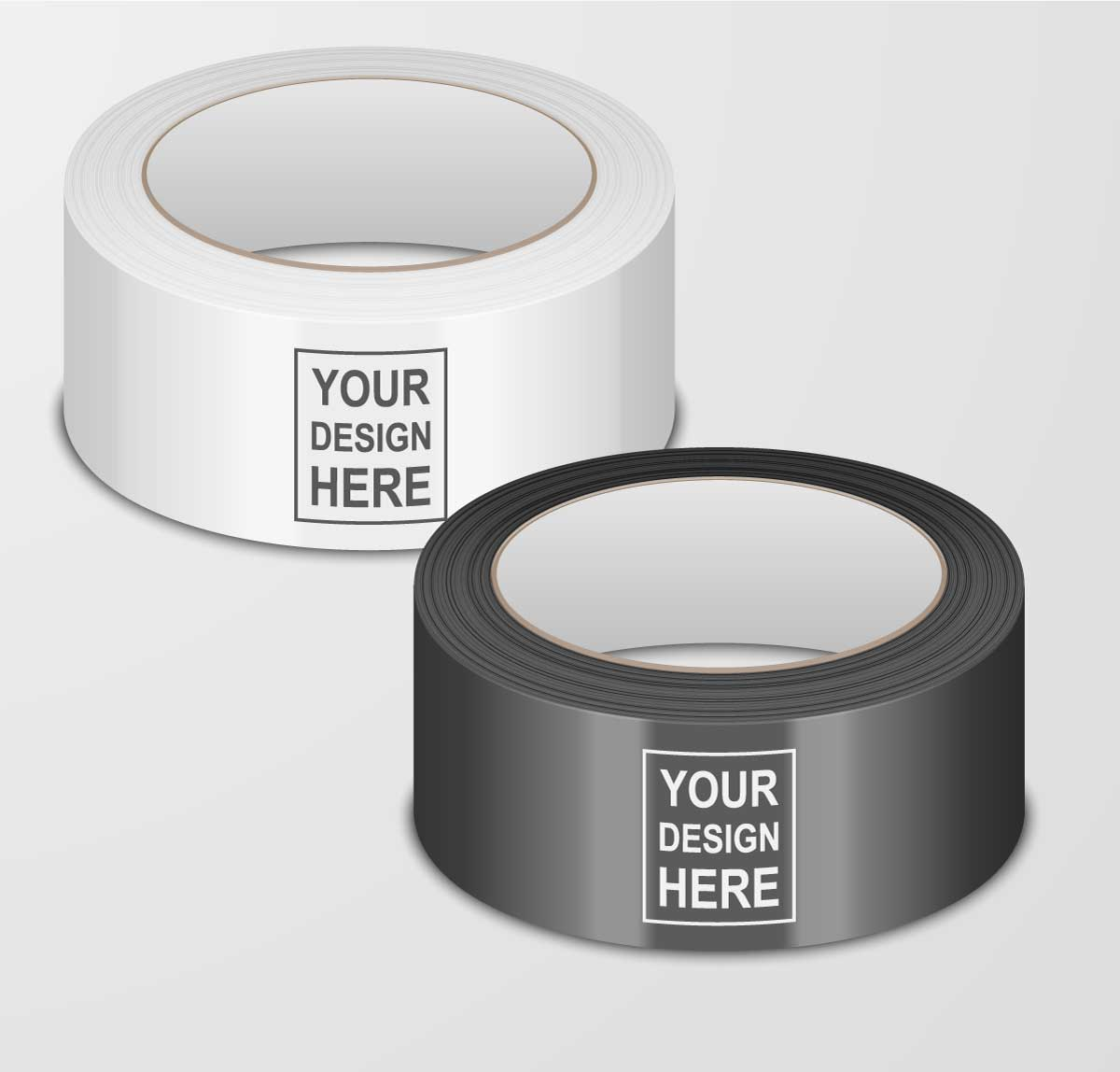Custom Printed Packing Tape / OPP Tapes with your logo | 2S Packaging