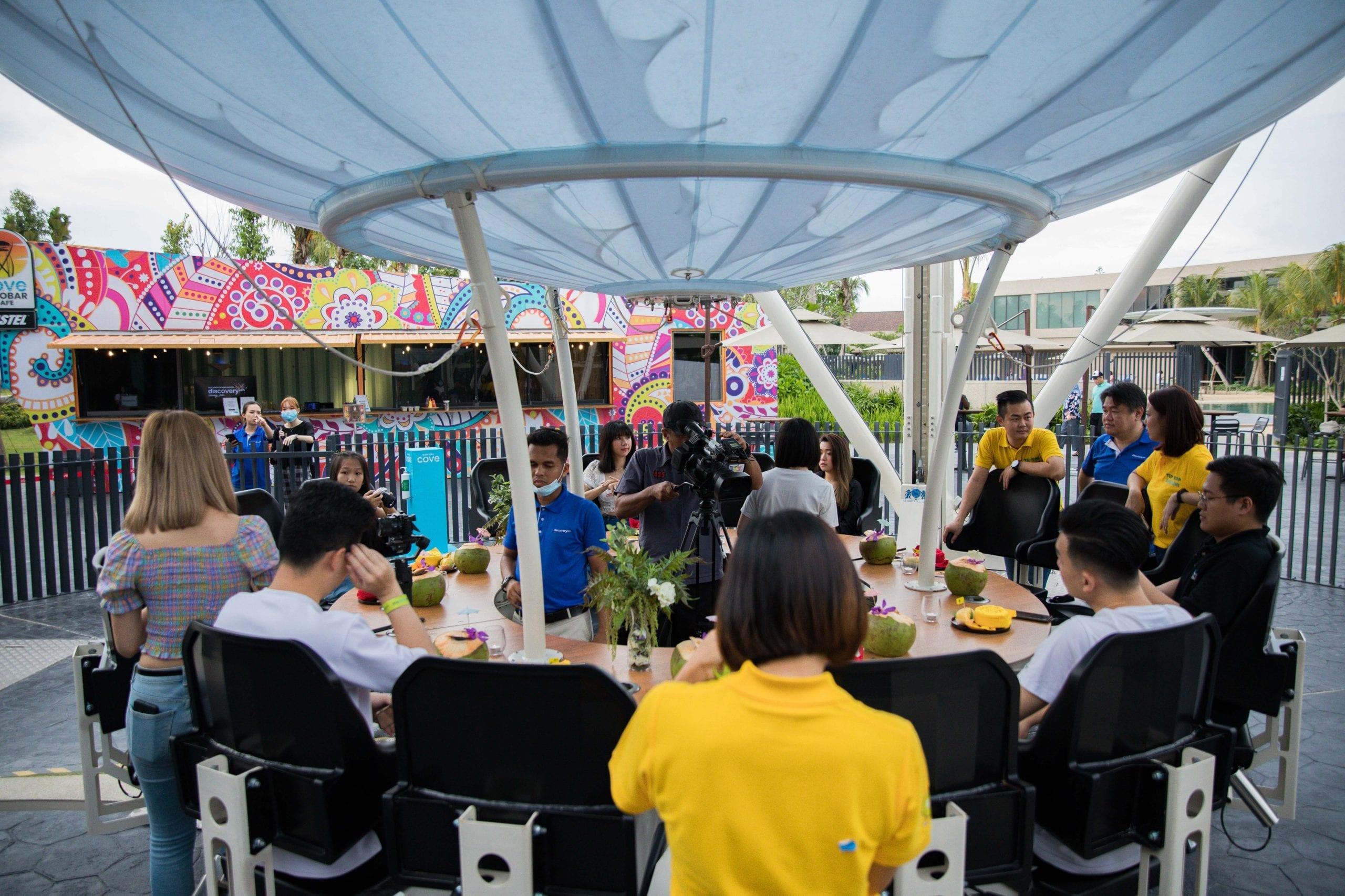 Dining In The Sky | First in Southeast Asia - Durian in the Sky | Musang King | D24 | Fresh Durian | Durian Ice Cream | Durian Mochi | Durian Crepe Cake | Durian Cheesecake | Tip Top Durian Delivery | Malaysia Top Fresh Durian Online Delivery
